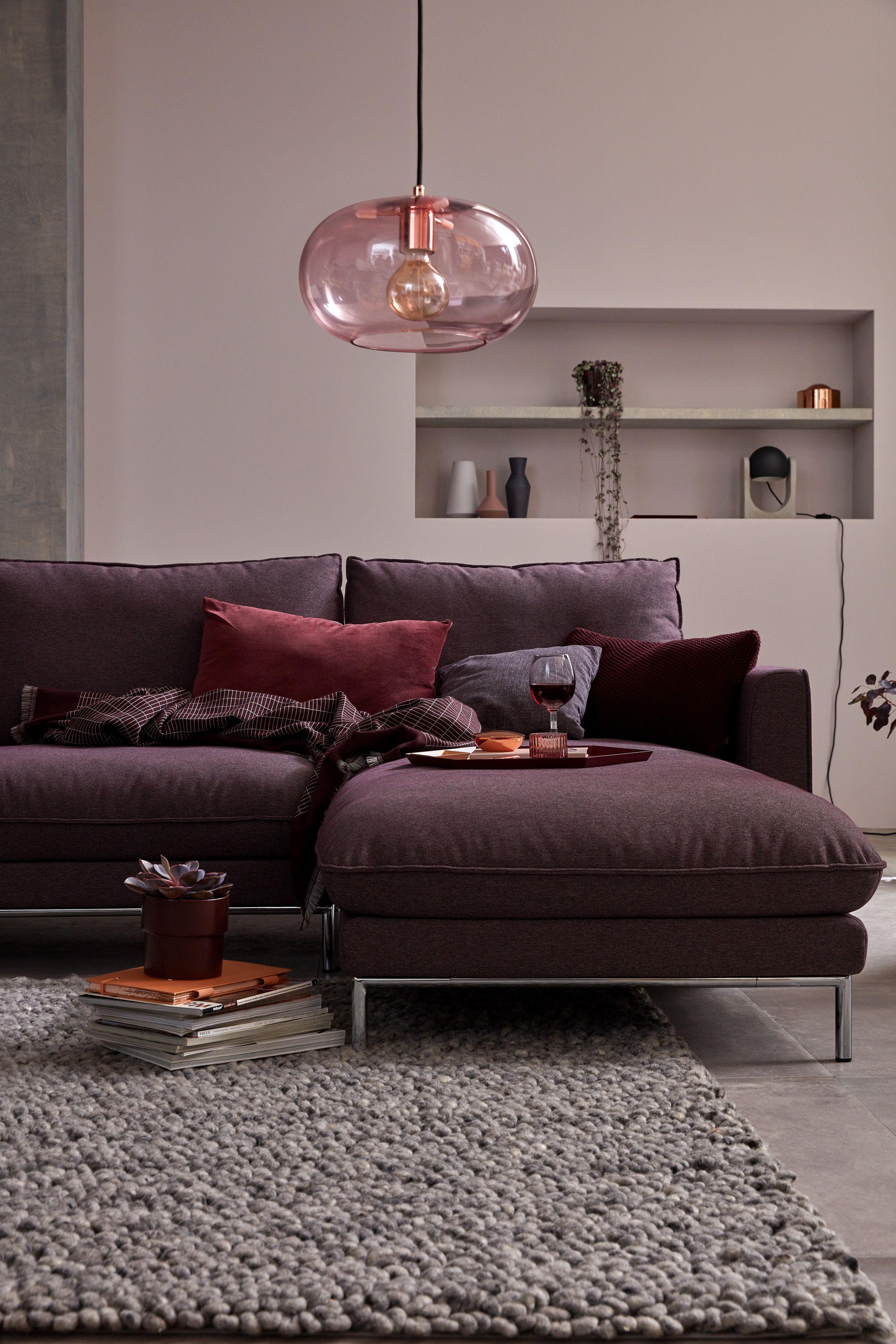 hülsta sofa hs454 elegantes sofa zum anreihen