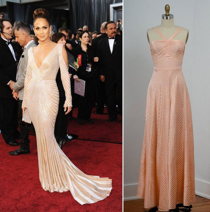30 Celebrity Gowns