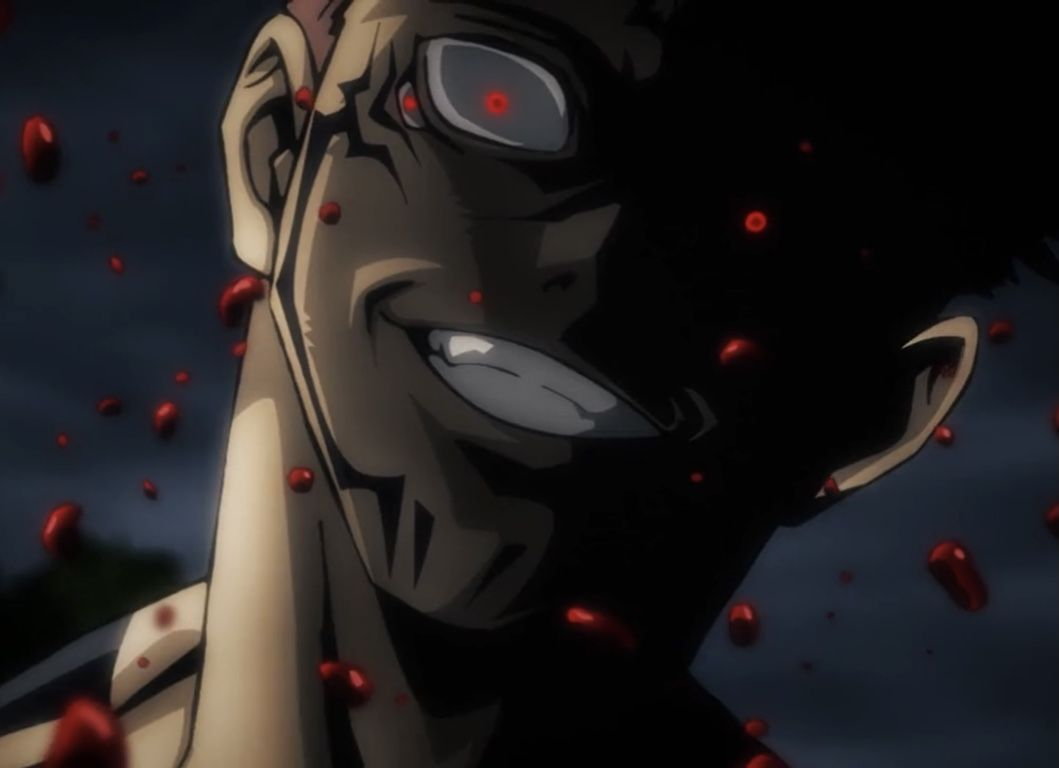 Jujutsu Kaisen Sukuna Anime Anime Romance Jujutsu