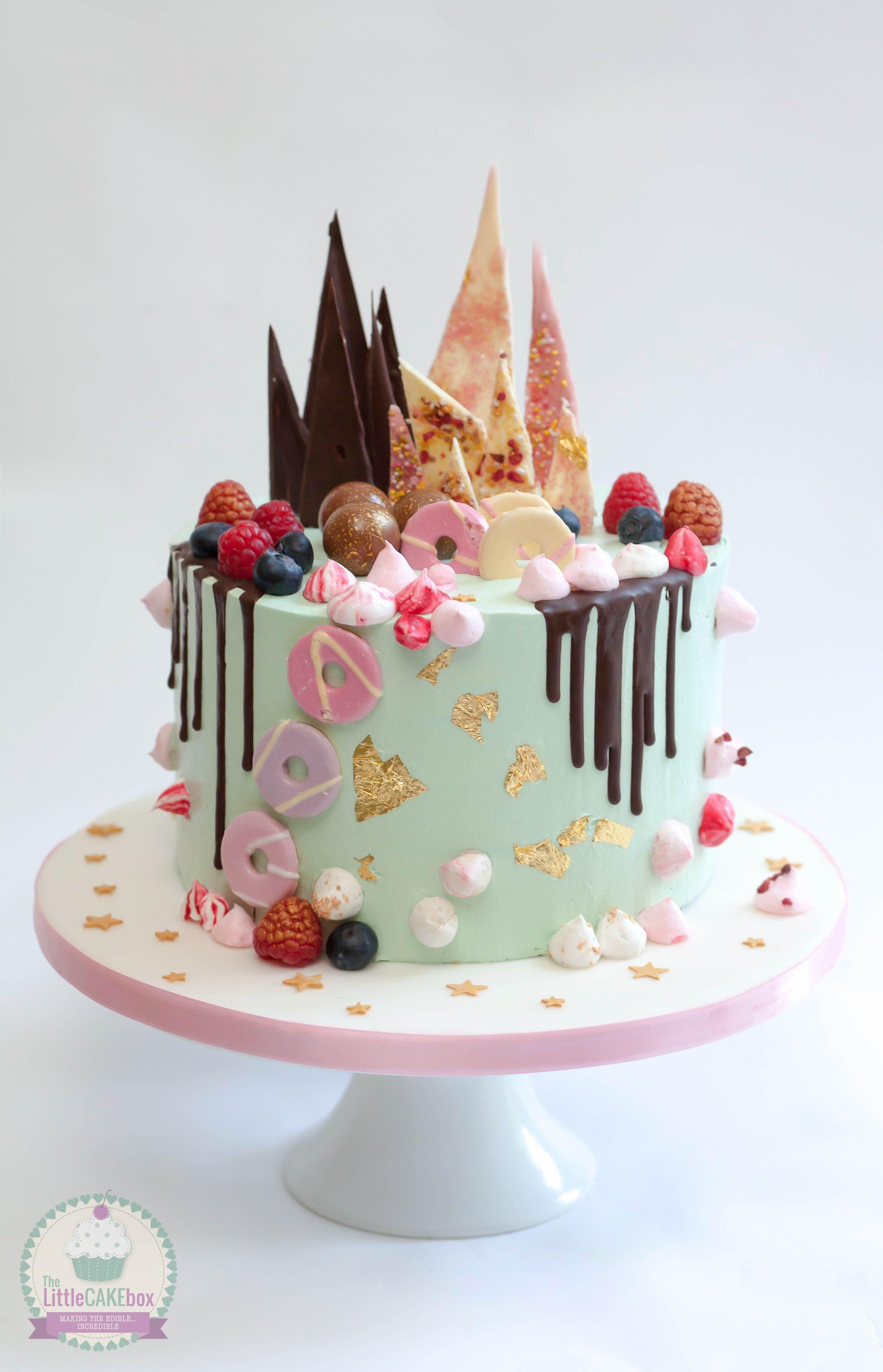 Risultati Immagini Per Drip Cake