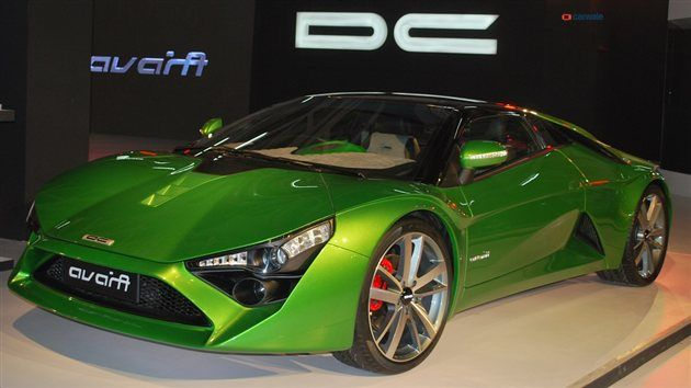 Dc Avanti India S 1st Sportscar Sports Car Super Sport Cars