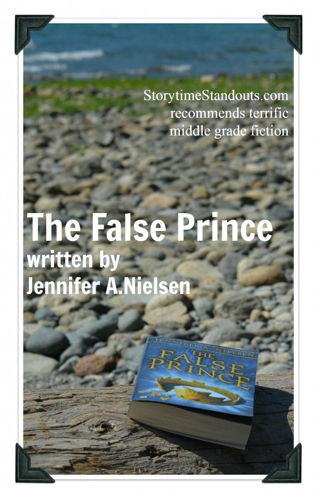 The False Prince Delivers Adventure, Mystery and