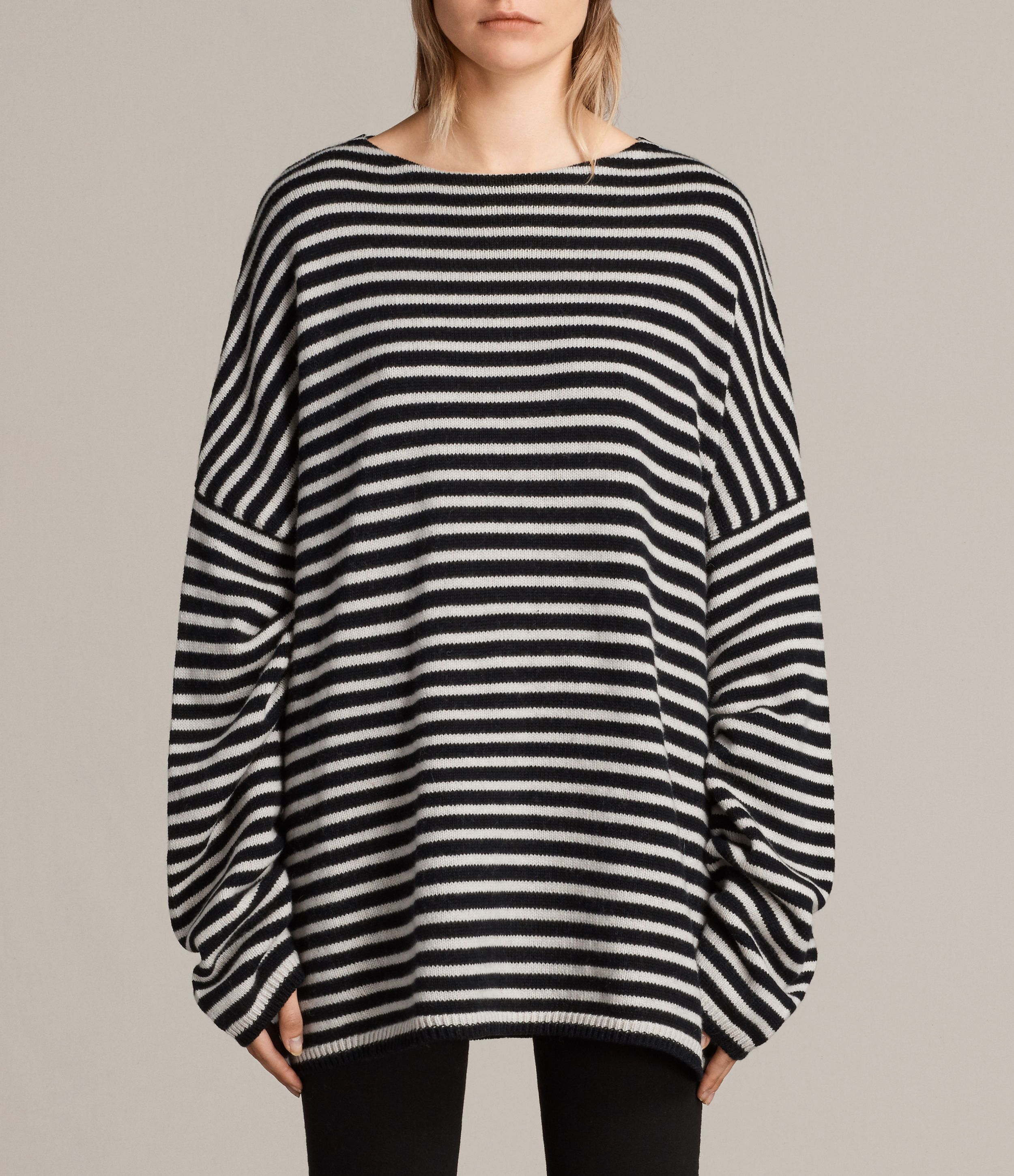 c2164a1b12801 Marcel Crew Jumper - All Saints