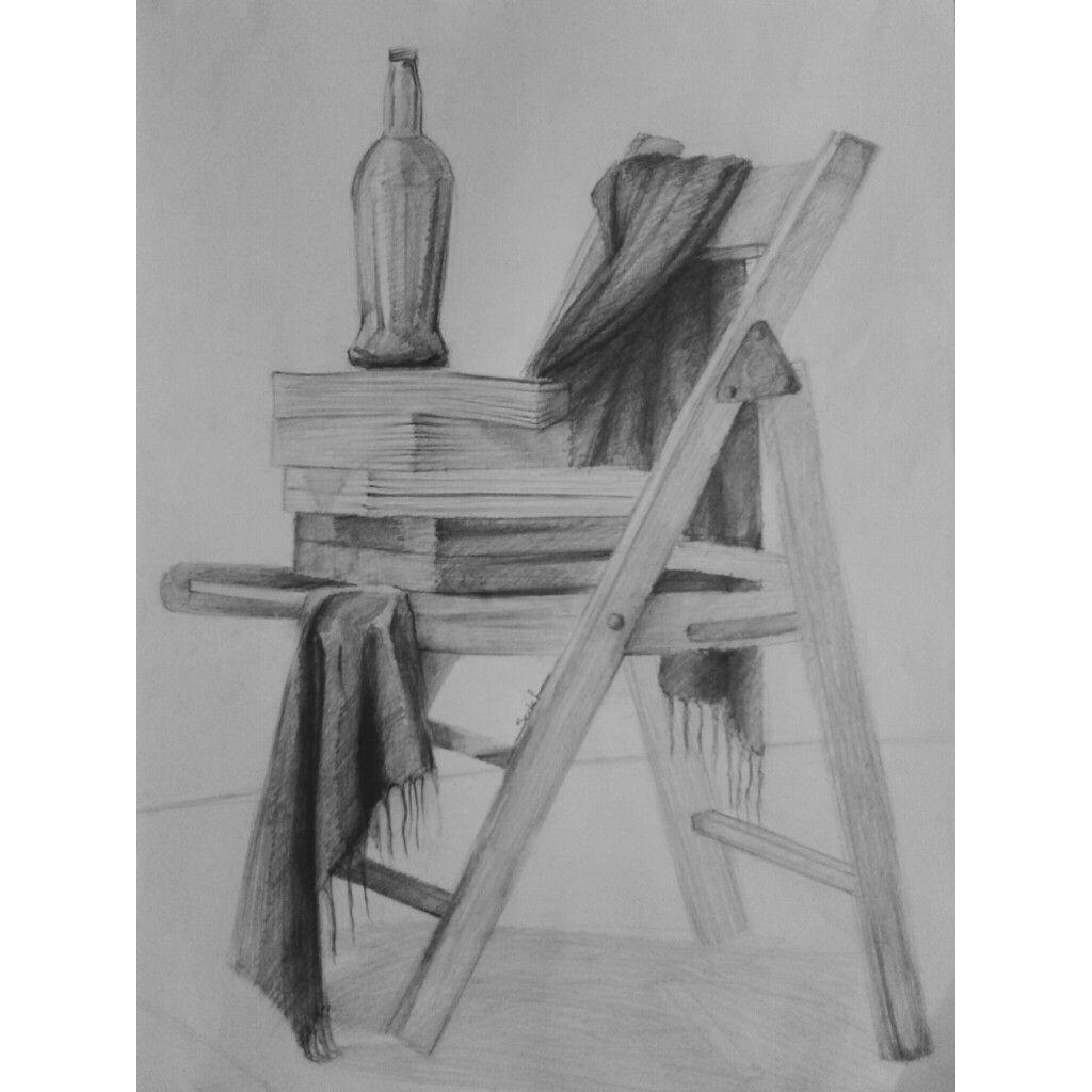 Obje Kompozisyon çalışması Kompozisyon Pencil Drawings
