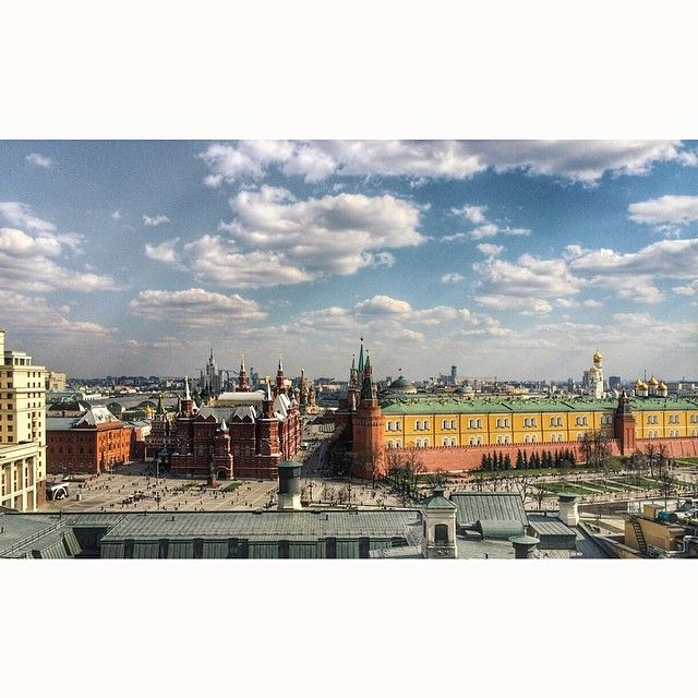 #Moscow #Russia ♥
