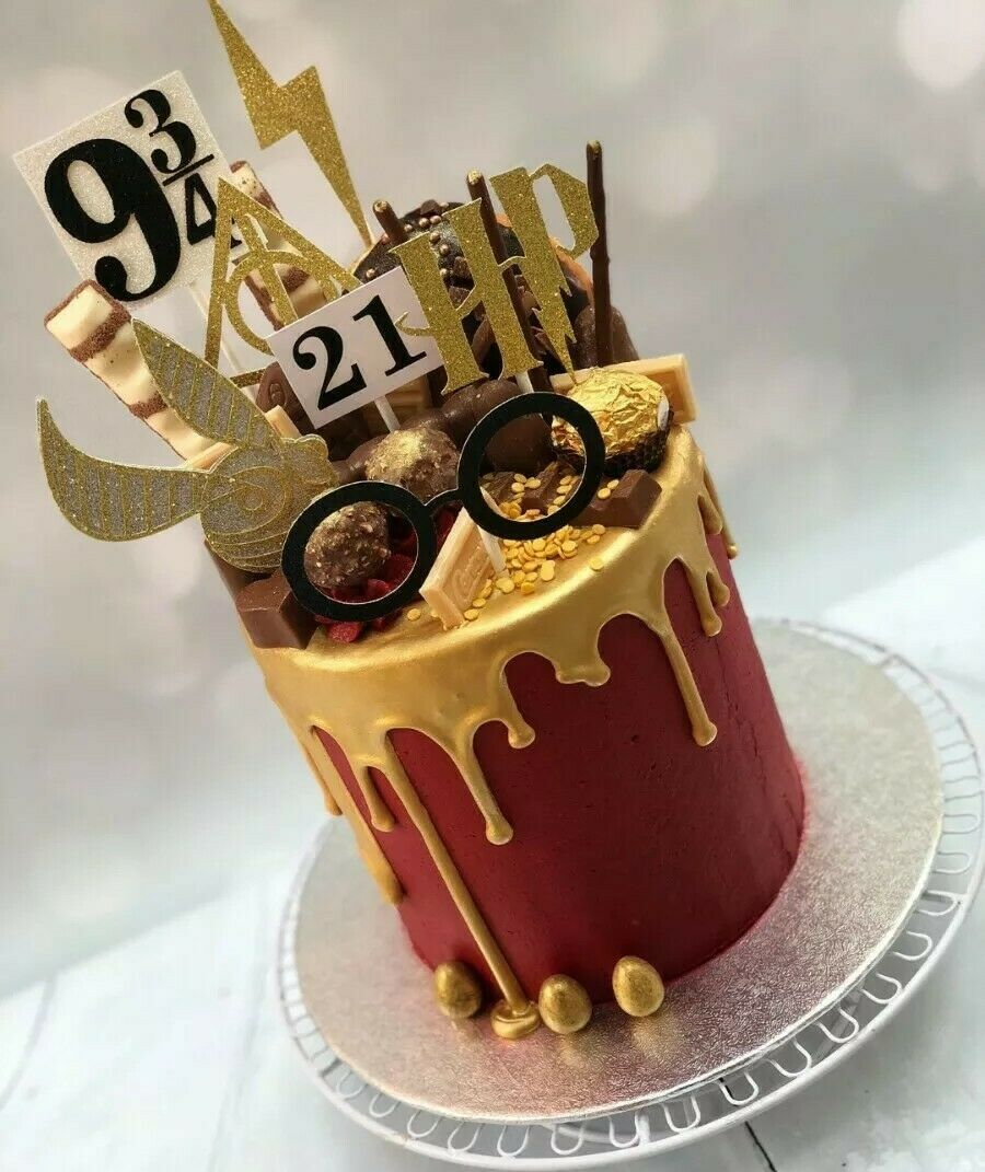 24++ Harry potter cake decorations ideas in 2021