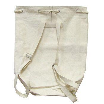 Natural Drawstring Duffle Bag | Duffle bags and Craft