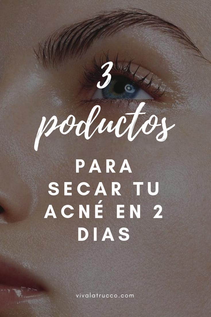 Cómo secar acne en 2 días is part of Acne routine - Ya sé, ya sé…¿cómo que secar mi acne en DOS días  Pues te cuento que lo puedes lograr utilizando éstas mascarillas de arcilla, pero pasemos…