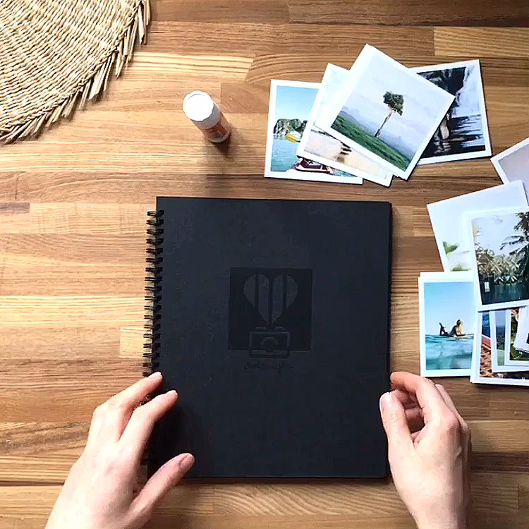 #album for 48 photos. history, diary, #travelbook, #mood album. Photo Album encourages you to create new and meaningful habits by documenting life in photos, recordings, and sketches. We make Black Graphic board of incredible thickness for the production of the Album. @instamag_en #scrapbook #traveljournal #planner #fotobuch #scrapbooking #wanderlust #darling #dailylook #gramoftheday #illustration #instamag_ru #sketch #Album_DIY_instamag_ru