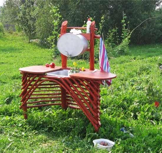 Creative Handmade Garden Decorations, 20 Recycling Ideas for ...