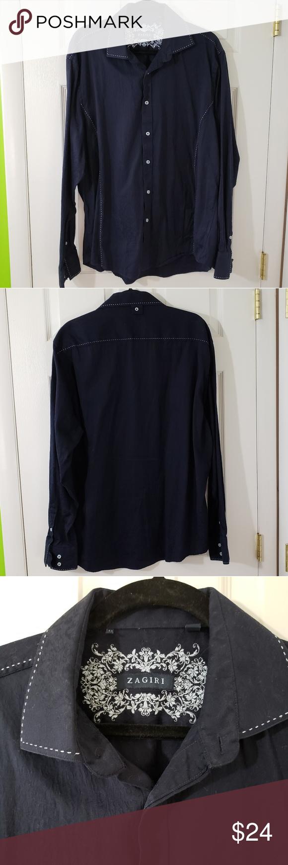 Men's Zagiri Button-down Shirt