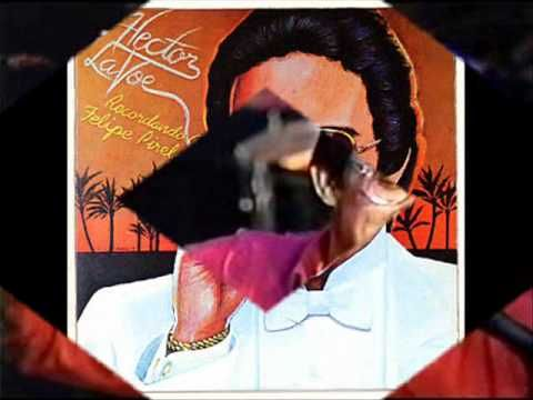 HECTOR LAVOE - MI GENTE (Vivo) - YouTube