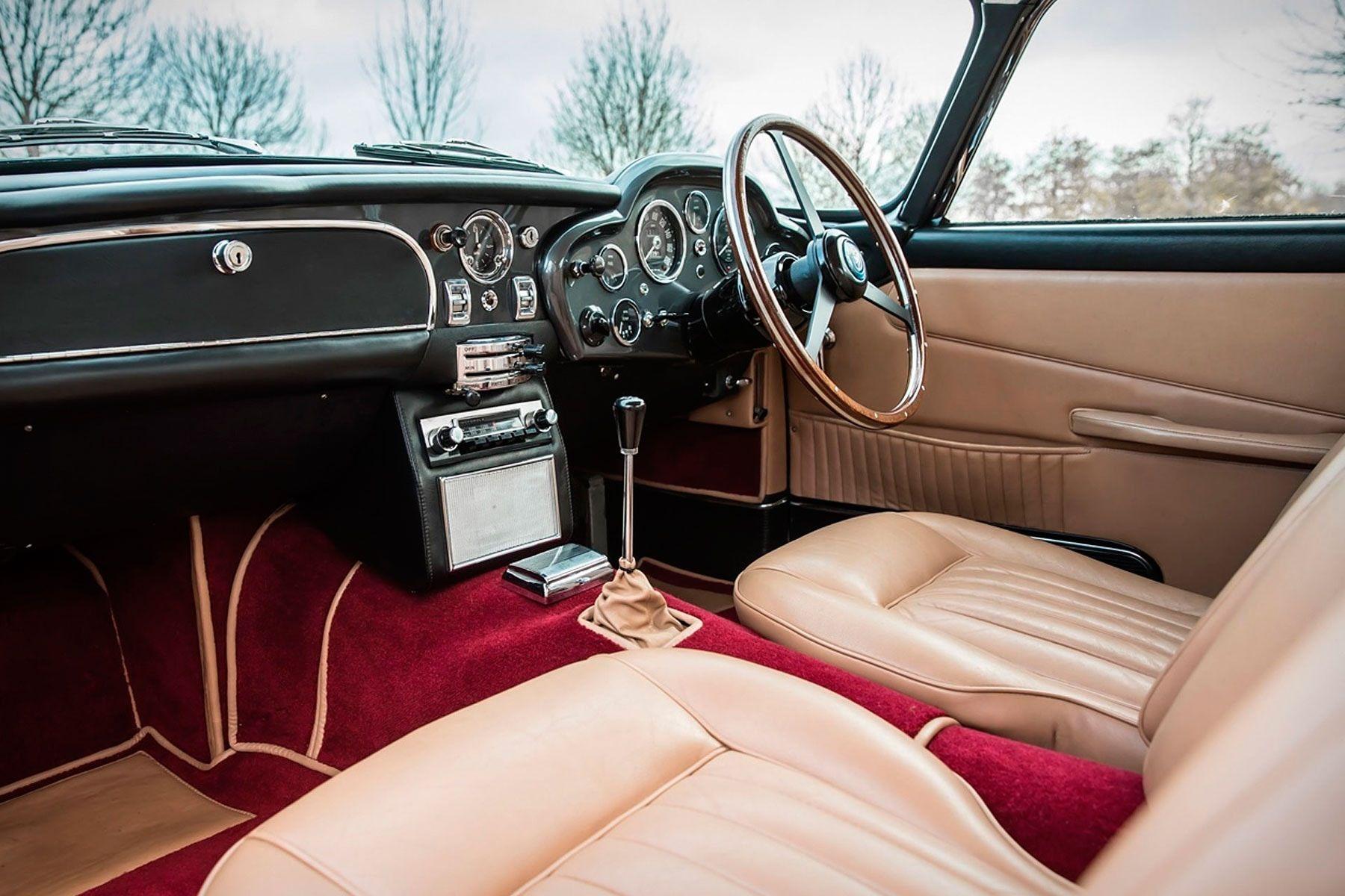Led Zeppelin Frontman Robert Plants Aston Martin DB Up For - 1964 aston martin for sale