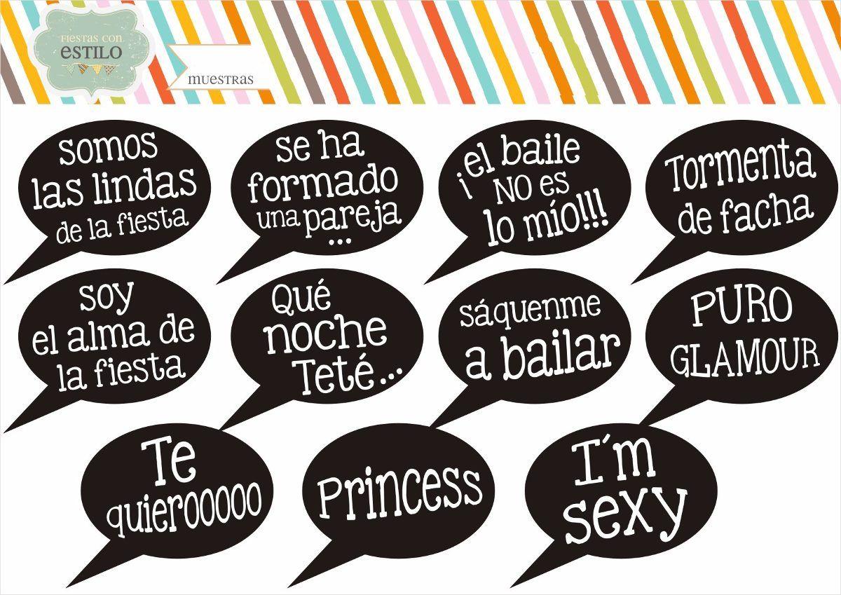Frases Para Carteles De Fiesta De 15 Anos Unpasticheorg