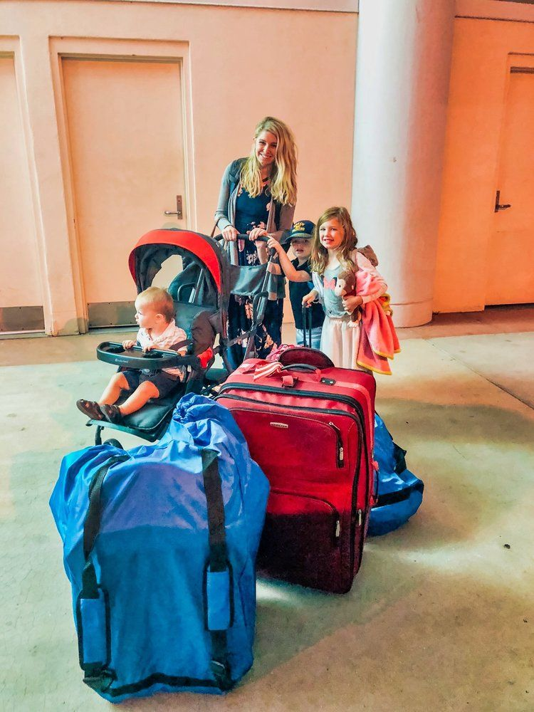 Tips for Flying with Toddlers and Little Kids without Losing Your Mind — A Mom Explores