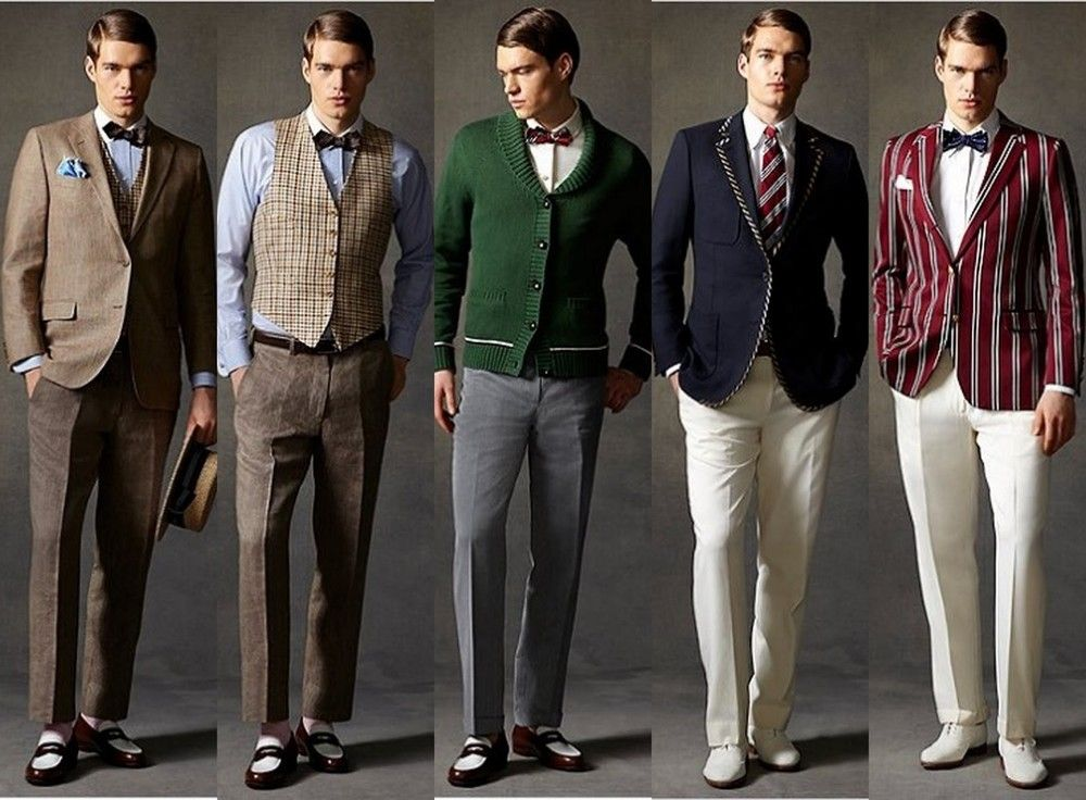 Pix For 1920s Mens Fashion Gatsby Styles We Love Men