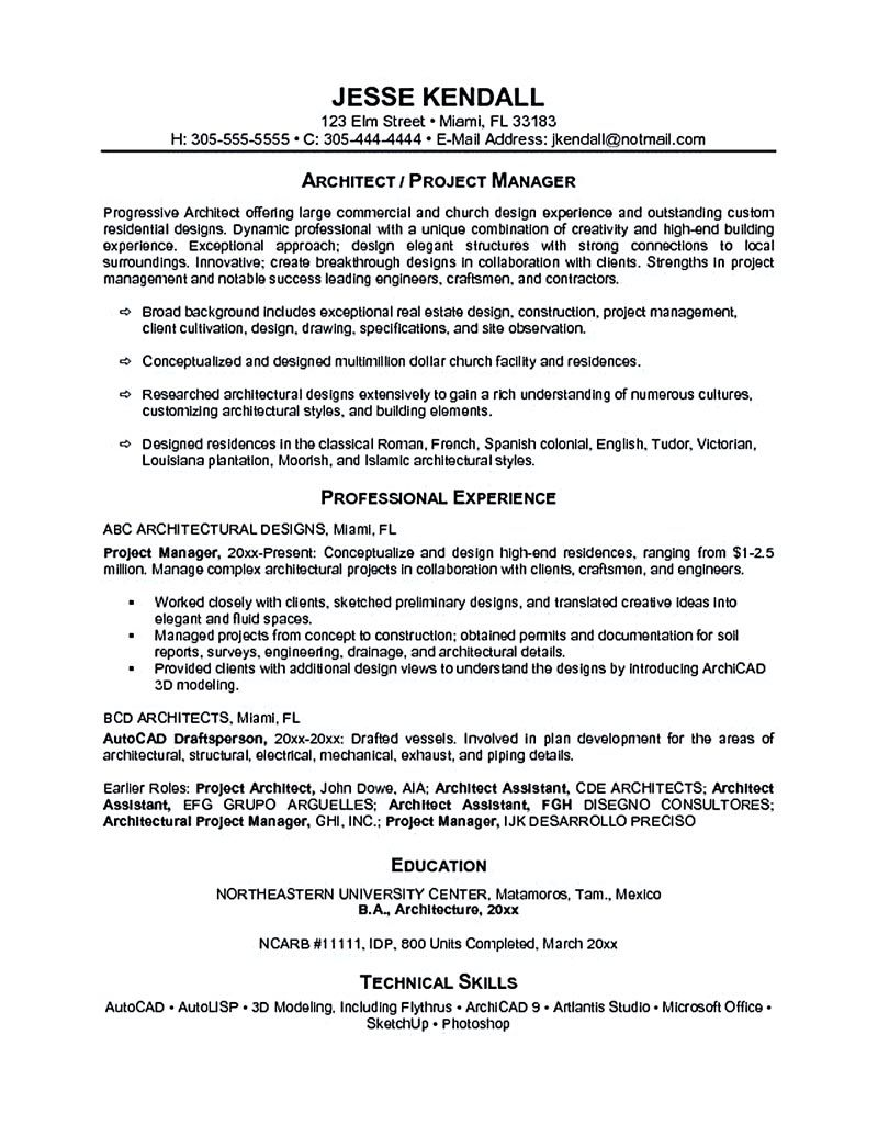 resume Assistant Project Manager Resume project manager resume tell the company or organization about your resume