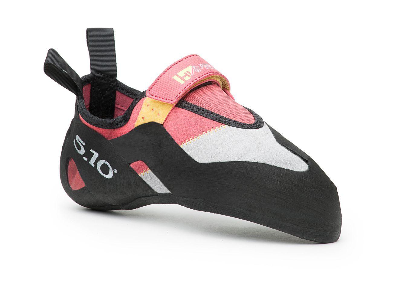 Rock climbing shoes, Climbing shoes