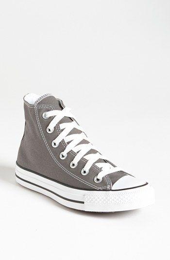 converse high top gris