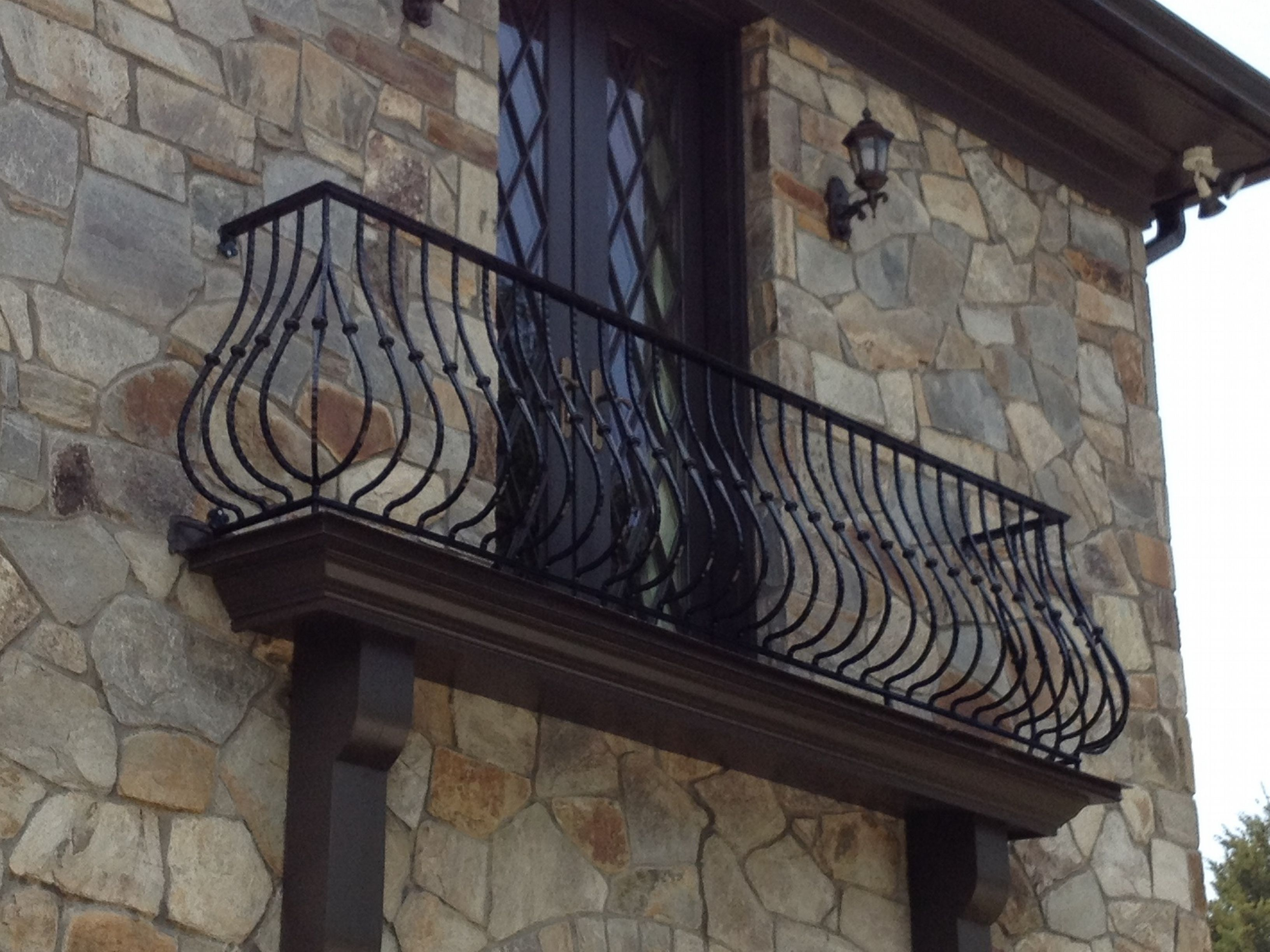 Also known as a Romeo & Juliet balcony or exterior door, a Juliet ...