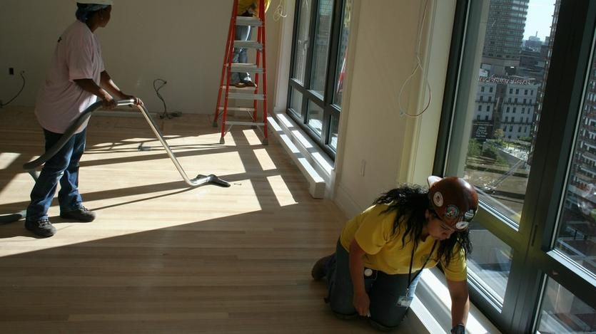 Final Cleaning Services Post Construction in Boulder City