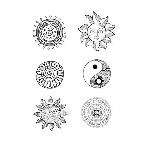 Simbolos Hippies Tumblr Pesquisa Google Hipsterskie Risunki
