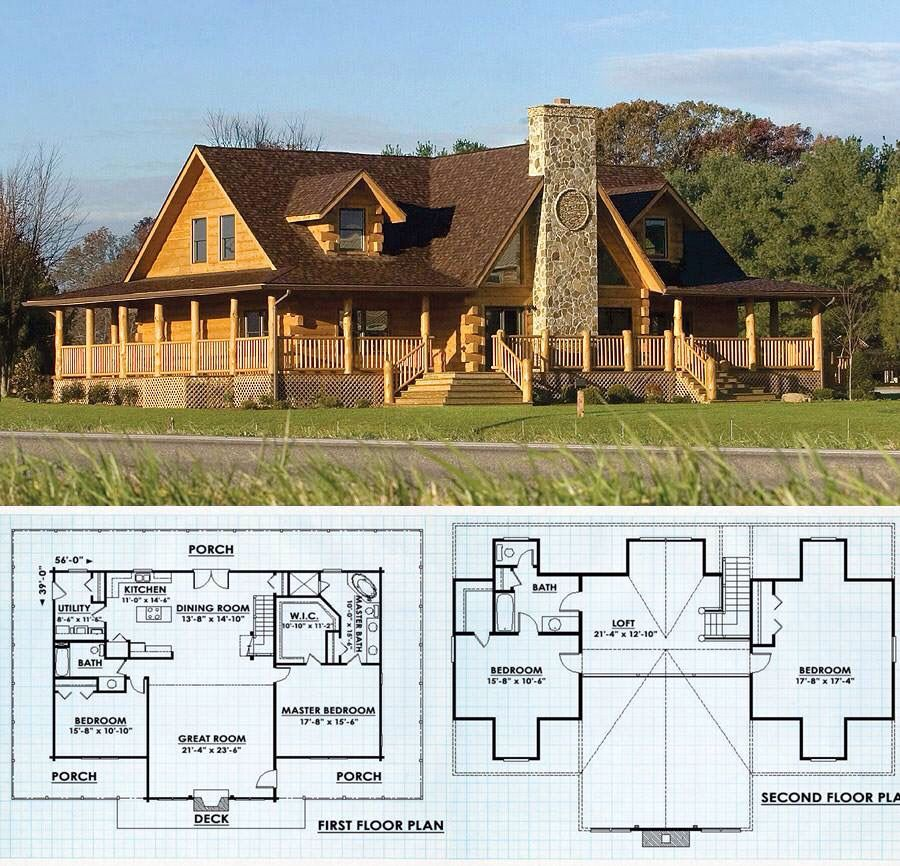 Eloghomes Com Country House Plans Log Cabin Floor Plans Log Home Floor Plans