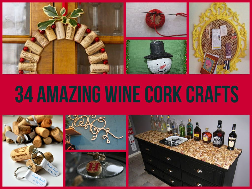Home Health And Life Wine Cork Diy Crafts Wine Cork Crafts Cork Crafts
