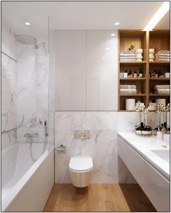 138 modern bathroom design ideas plus tips on how to accessorize yours page 18 |…
