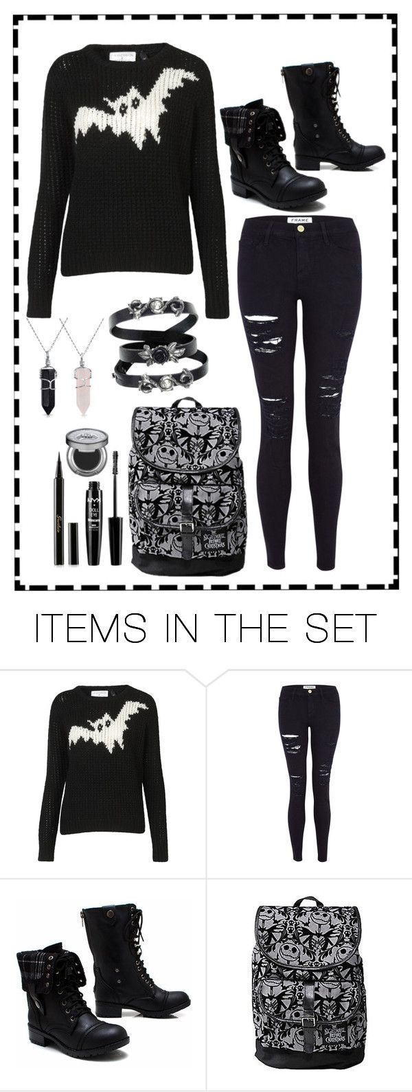 """""""There is beauty in darkness =)"""" by chuckygal-mp ❤ liked on Polyvore featuring art"""