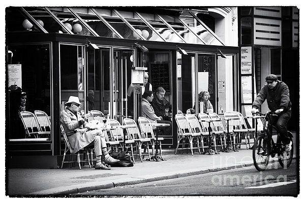 Paris Photograph by John Rizzuto