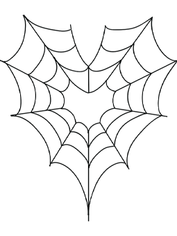 Heart Spider Web Tattoo Spider Web Tattoo Web Tattoo Spooky Tattoos