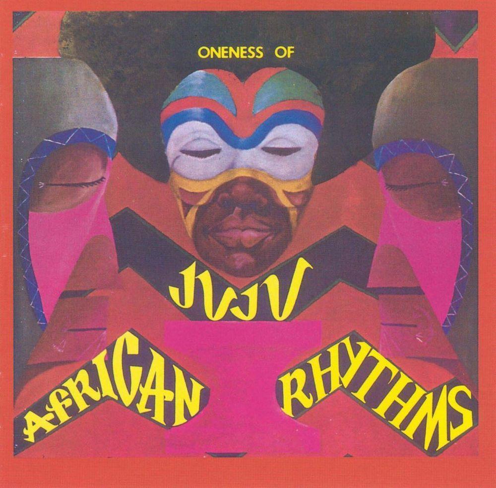 African Rhythms [LP] - VINYL