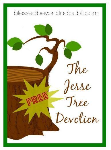 Jesse Tree: Free Devotion Printables | Pinterest