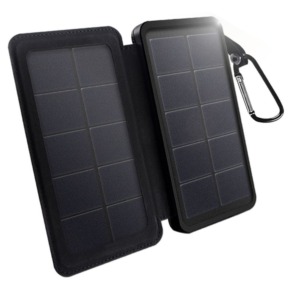 Solar Charger 28W 5V 2A Solar Panel with Dual USB Ports Quick Charge QC 3.0 Portable Foldable Solar Phone Charger for Cell Phone Power Bank Electronic Devices