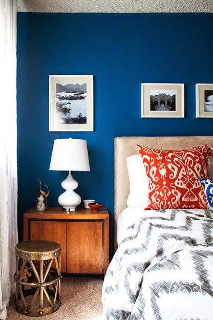 Cobalt Blue Interior Design Google Search