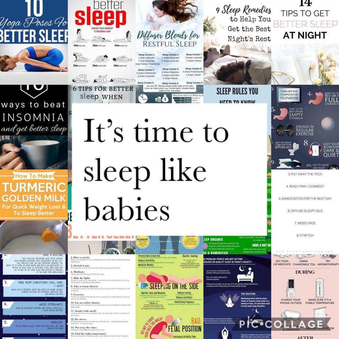It S Time To Sleep Like Babies