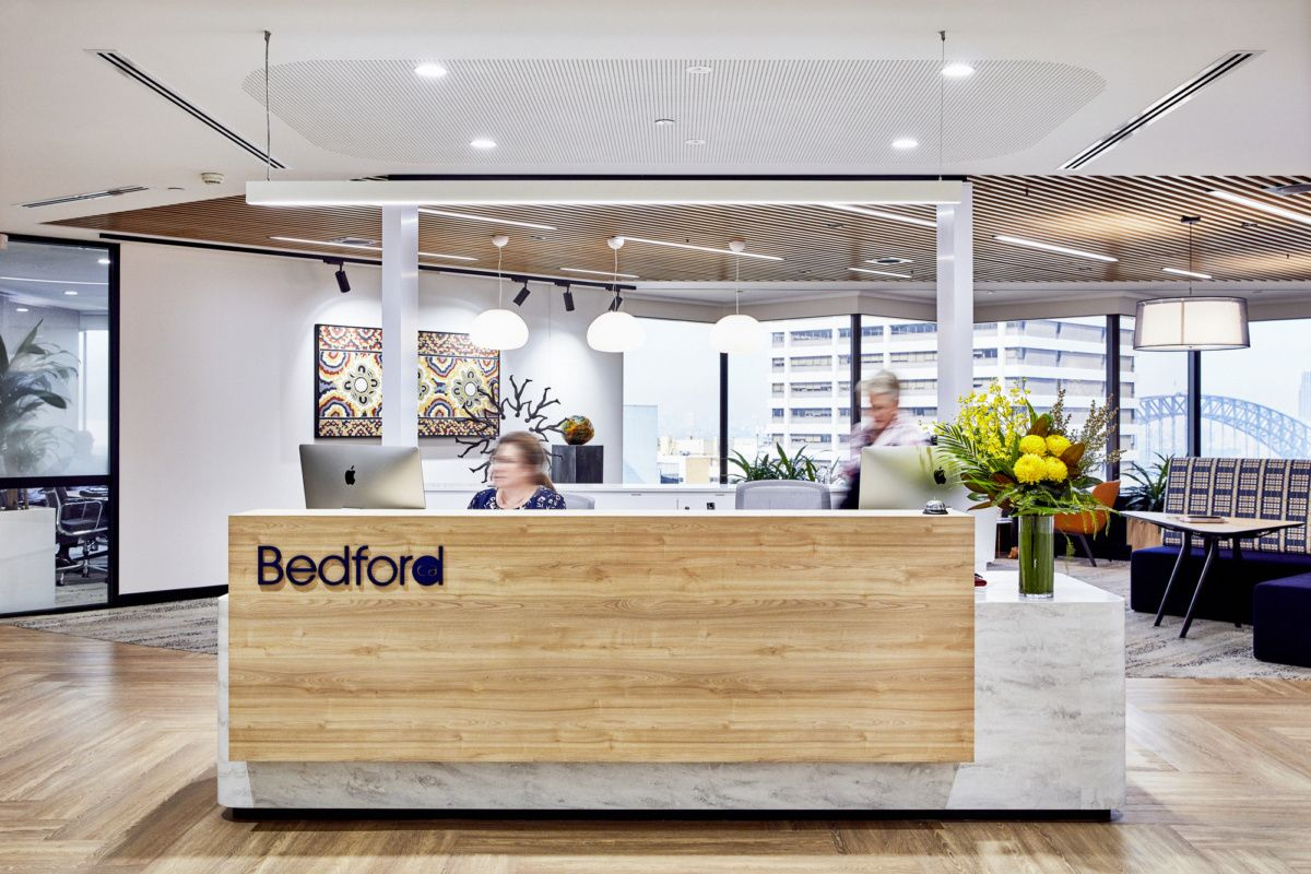 Office Tour Bedford Chartered Accountants Offices Sydney