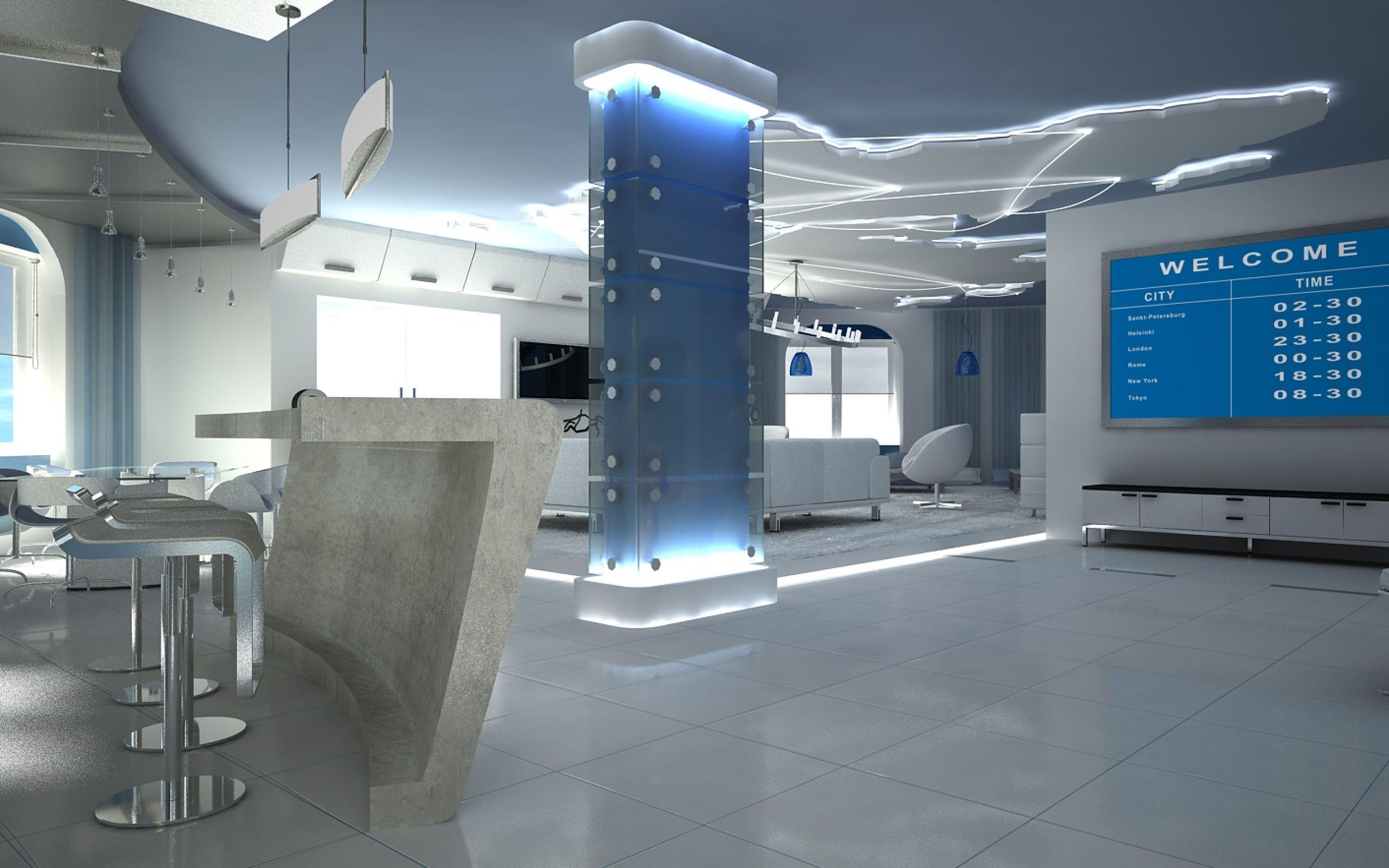 Fresh ideas futuristic rooms by white futuristic wallpaper white futuristic room future for ideas