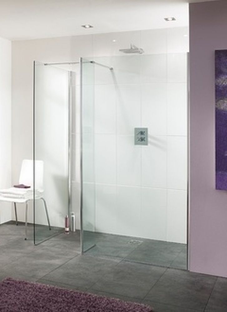 corner shower cabin without tray - Google Search   bathroom ...