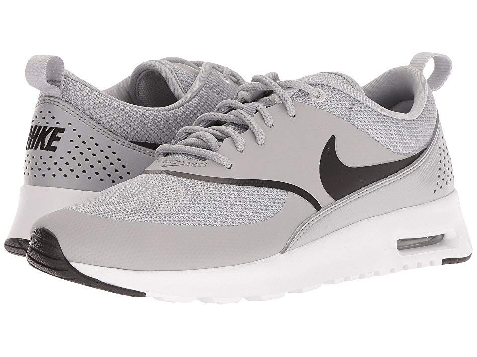 Nike Air Max Thea (Wolf Grey Black) Women s Shoes. With plenty of  performance comfort and modern minimalist appeal the women s Air Max Thea  from Nike offers ... 41b3c0891