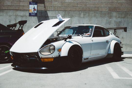 Radracerblog Datsun 240z Nissan Z Cars Tuner Cars