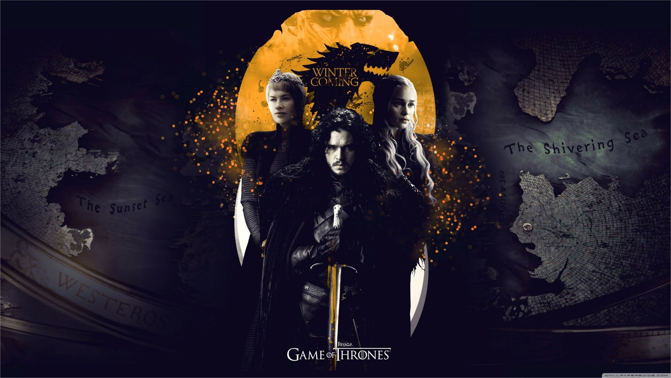 4k Wallpapers Game Of Thrones In 2020 Gaming Wallpapers Hd Hd Wallpaper Game Of Thrones Free
