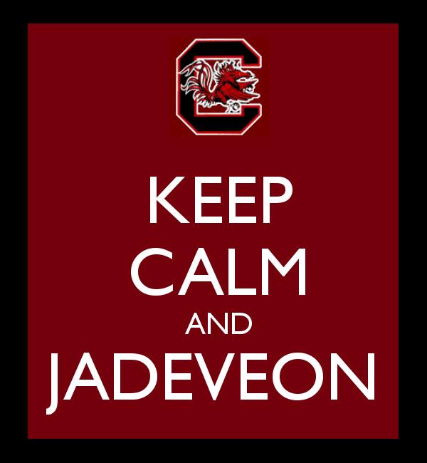 Keep Calm and Jadeveon