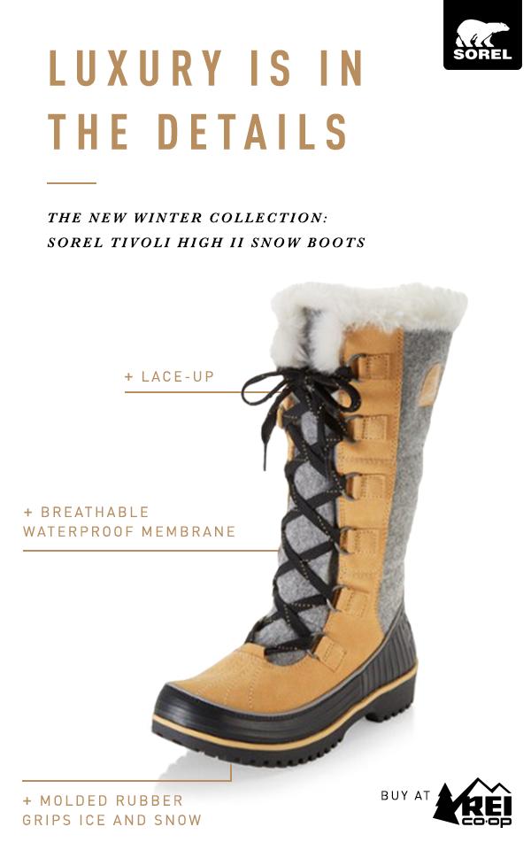 Sorel Tivoli High II Snow Boots - Women