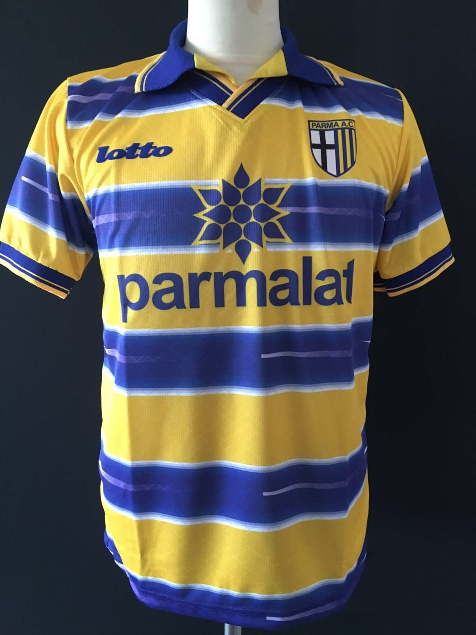 0338895e34ac 1998/99 Parma Home Shirt | Football/Soccer kit | Football jerseys ...