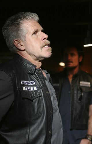Sons Of Anarchy Photo Clay Morrow Sons Of Anarchy Anarchy Ron Perlman