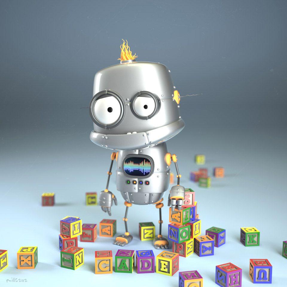 Amazing robot concept.