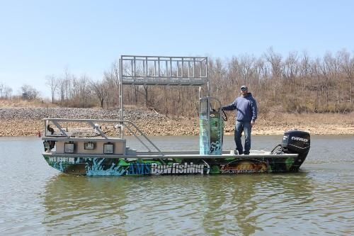 Ams bowfishing boats designs boats pinterest for How to not get seasick on a fishing boat