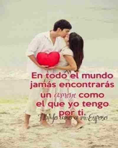 Frases De Amor Para Mi Amada Esposa Te Amo Pinterest Love